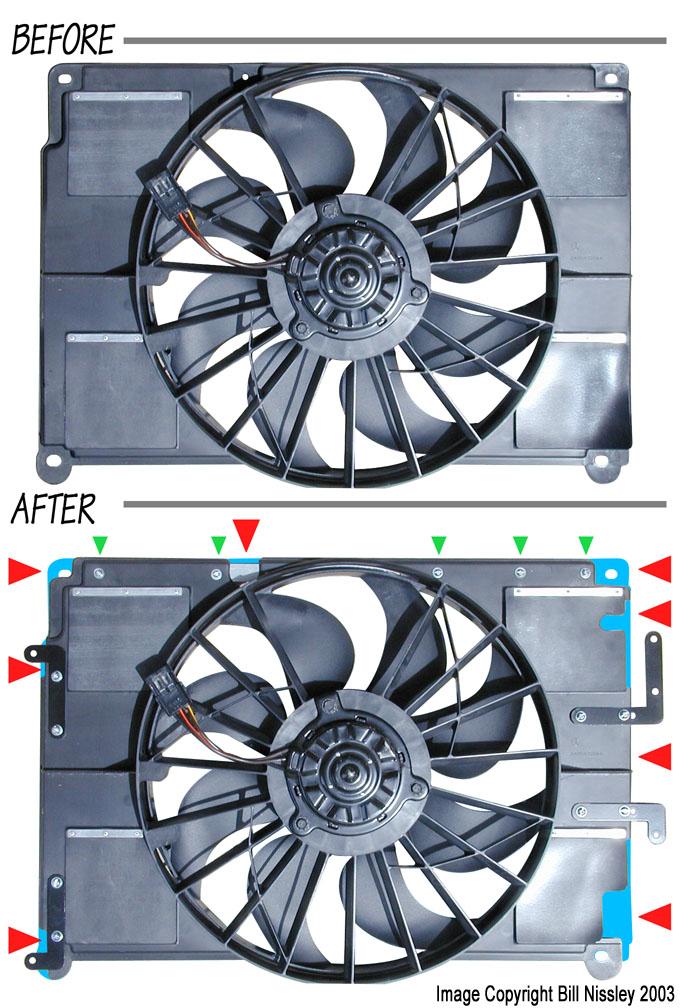 Report Electric Fan install success Page 2 DodgeTalk – Dodge Dakota Fan Wiring