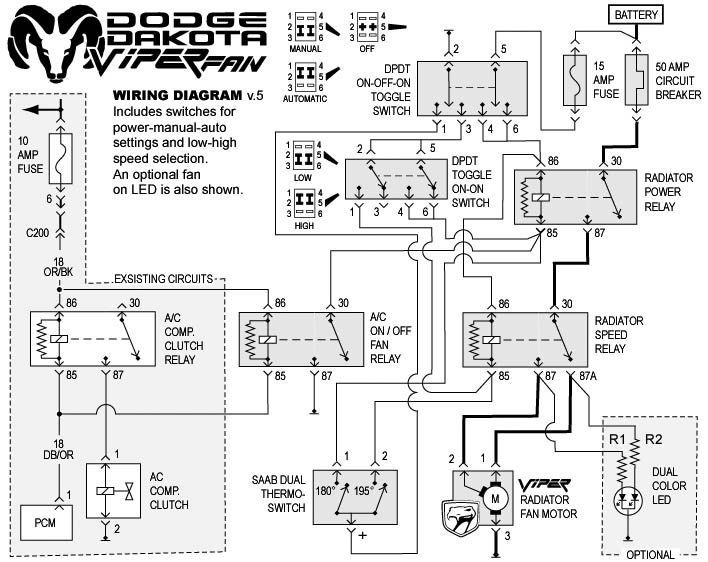 wiring diagram for clifford alarm